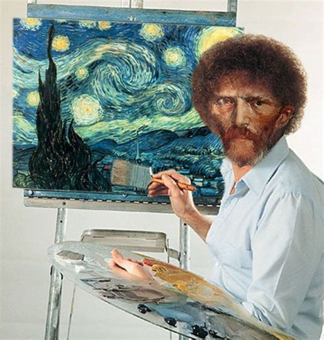 bob ross painting real 17 best images about a tribute to bob ross quot happy trees