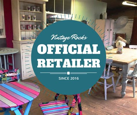chalk paint retailers uk join our team and become an official vintage rocks