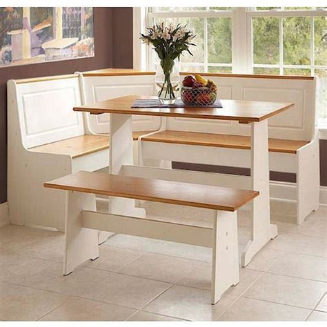 nook kitchen table set kitchen breakfast nook dining set corner booth cottage