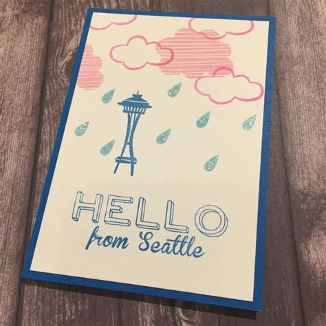 impress rubber sts tukwila 17 best images about seattle cards on gift