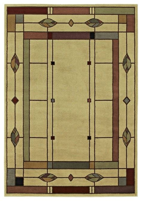 mission style area rugs arts and crafts mission timber lake mission area rug