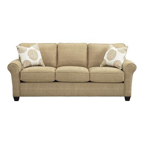 brewster sofa by bassett furniture bassett sofas
