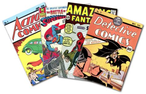 picture of a comic book 10 lessons comic books can teach us about blogging and