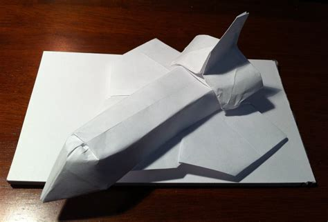 origami space origami space shuttle pics about space