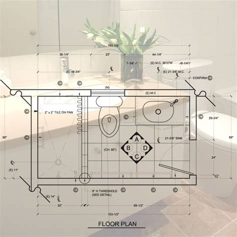 7 x 10 bathroom floor plans the 25 best small bathroom plans ideas on