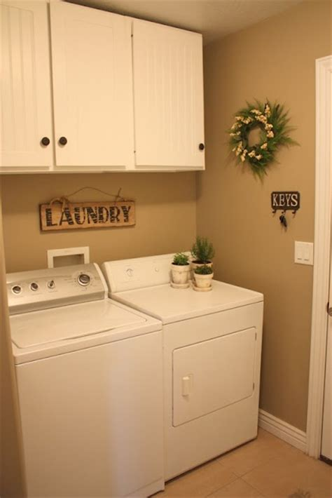 Favorite Paint Colors Laundry Room Organizing Keeping