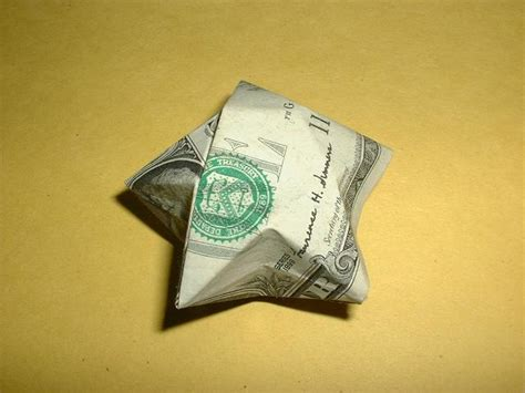 dollar bill origami house diagram date 1 20 2005