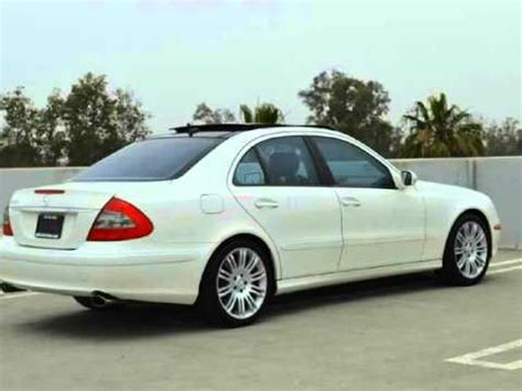 2007 E350 Mercedes by 2007 Mercedes E350 Navigation Panoramic Roof Sport