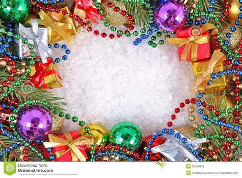 frame decorations frame of decorations royalty free stock images
