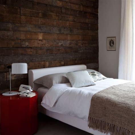 wooden wall bedroom wooden clad bedroom bedroom idea housetohome co uk