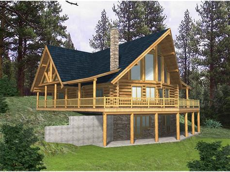 a frame house plans with basement rustic cabin plans for enjoying your weekends away from the busy city landscape design