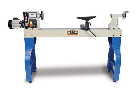 woodwork lathe variable speed wood lathe wl 1847vs baileigh industrial
