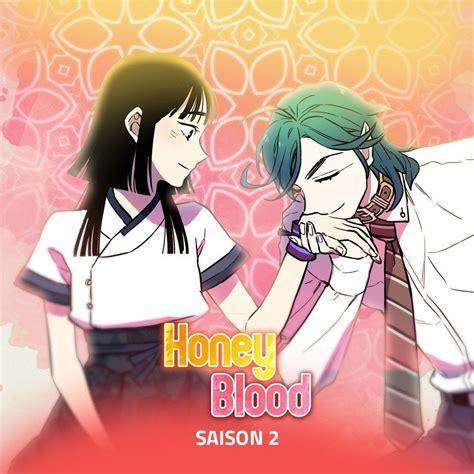 honey blood la saison 2 de honey blood sur delitoon 17 mai 2017