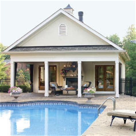 pool houses plans farmhouse plans pool house plans