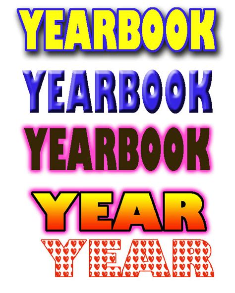 year book picture yearbook welcome