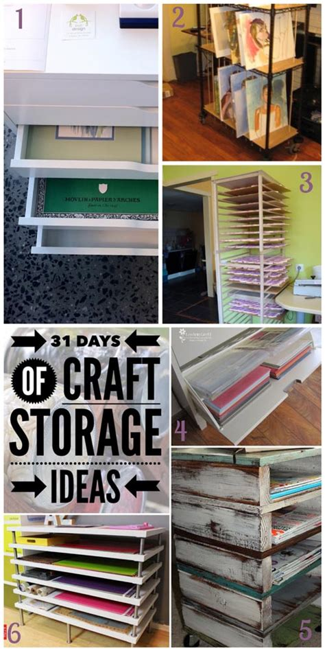 craft paper storage ideas paper and canvas craft storage ideas the moon