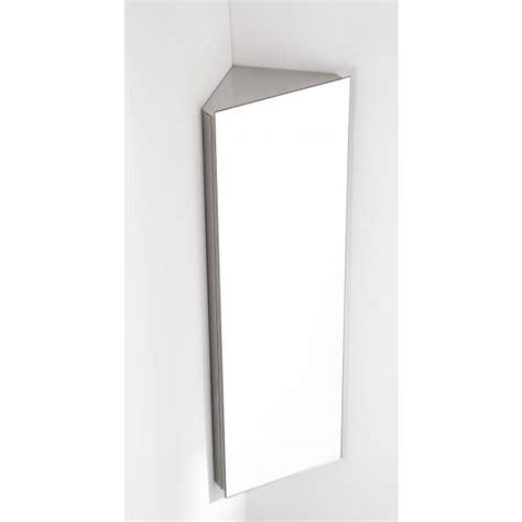 mirrored bathroom cabinets reims single door corner mirrored bathroom cabinet