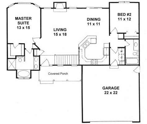 2 bedroom floor plans with basement 25 best ideas about 2 bedroom house plans on