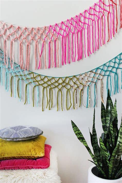 yarn craft projects 25 unique easy yarn crafts ideas on pom pom