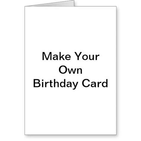 how to make a card free 5 best images of make your own cards free printable