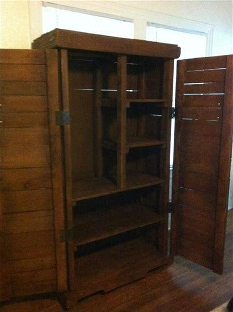 diy cabinet storage diy pallet cabinet for a big storage 99 pallets