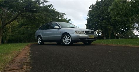 1999 Audi A4 Review by 1999 Audi A4 1 8 Turbo Quattro Avant Review Caradvice
