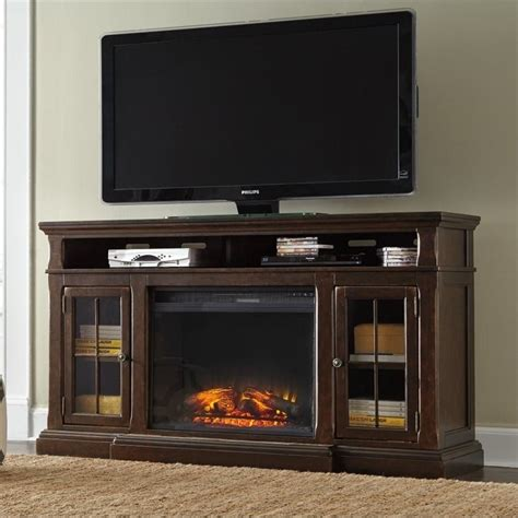 Ashley Dining Room Sets ashley roddinton 74 quot tv stand with wide led fireplace in