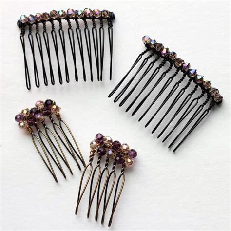 beaded hair accessories diy beaded hair accessories