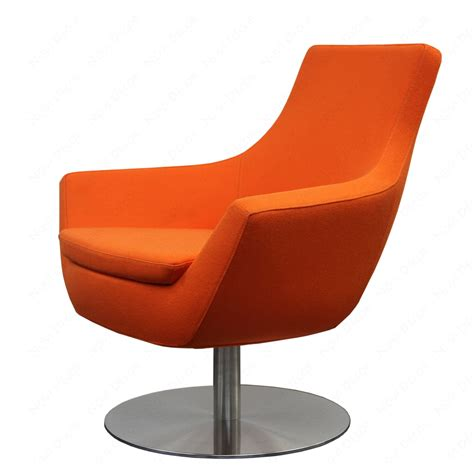 orange living room chair furniture accessories orange swivel chairs for living