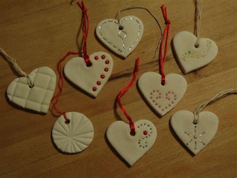 baking clay show tell baking soda clay ornaments