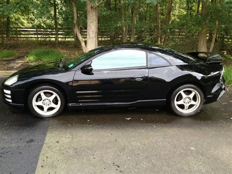 2000 Mitsubishi Eclipse Gt by Buy Used 2000 Mitsubishi Eclipse Gt Automatic Coupe Runs