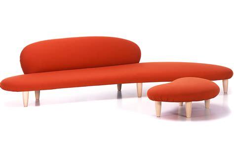 Noguchi Freeform Sofa   hivemodern.com