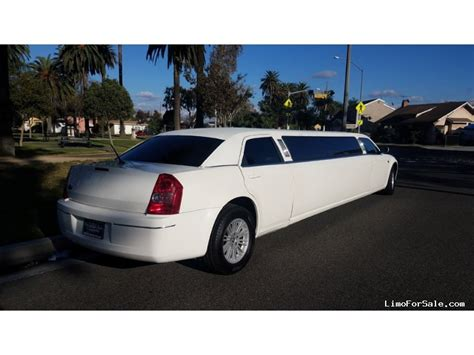 Chrysler 300 For Sale In Los Angeles by Used 2008 Chrysler 300 Sedan Stretch Limo Los Angeles