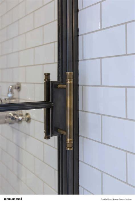 bathroom shower hardware 25 best ideas about shower door hardware on