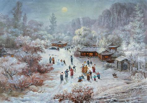 festival painting cina lantern festival in the paintings 9 chinadaily