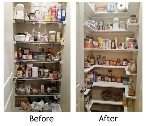 pantry shelf kitchen pantry makeover replace wire shelves with wrap
