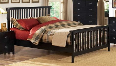 black distressed bedroom furniture distressed black finish traditional bedroom w optional items