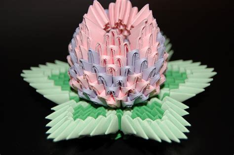 3d origami lotus flower tutorial 3d origami lotus flower odyssey of the mind