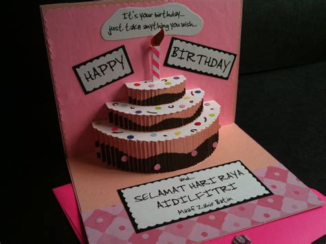best card ideas handmade birthday card ideas for best friend handmade
