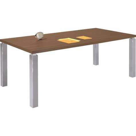 bureau direction rectangulaire pieds m 233 tal gamme mobilier de bureau kyos