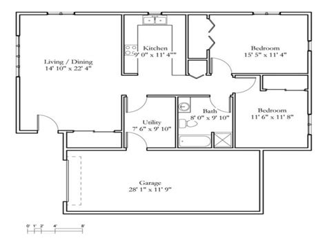 2 bedroom cottage house plans small 2 bedroom cottage 2 bedroom cottage floor plans floor plans for cottages mexzhouse