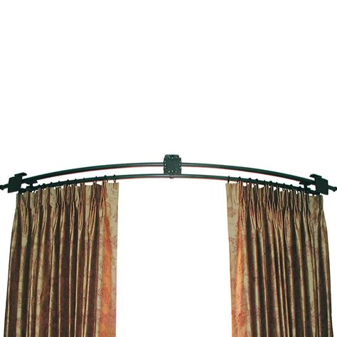 curved curtain rod for bow window 28 bow window curtain rods bow window