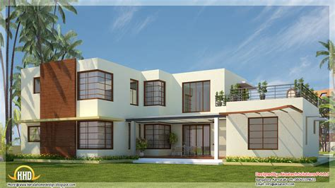 modern house plan beautiful contemporary home designs kerala home design and floor plans