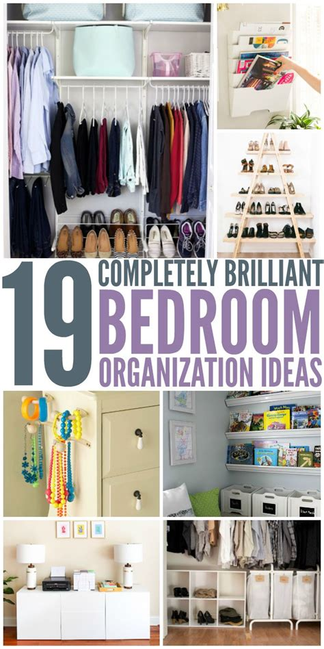 bedroom organizing ideas 25 best bedroom organization ideas on