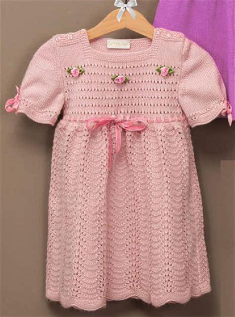knit dress pattern free baby dress knitting pattern free
