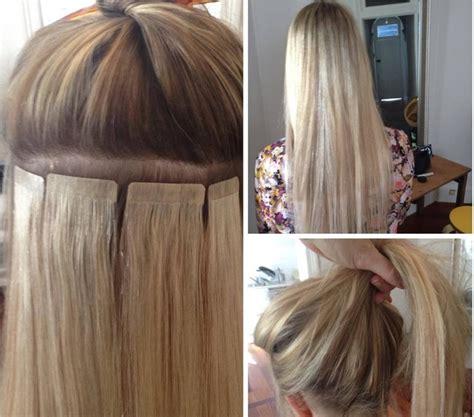 Weft Hair Extensions Brisbane Hair Human Wavy
