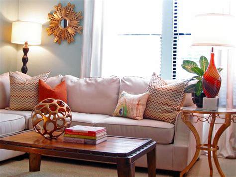 living room accessories metallic accessories hgtv