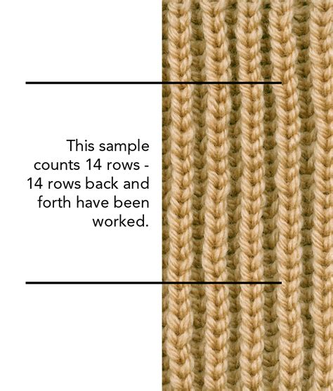 how to knit rows counting brioche stitch