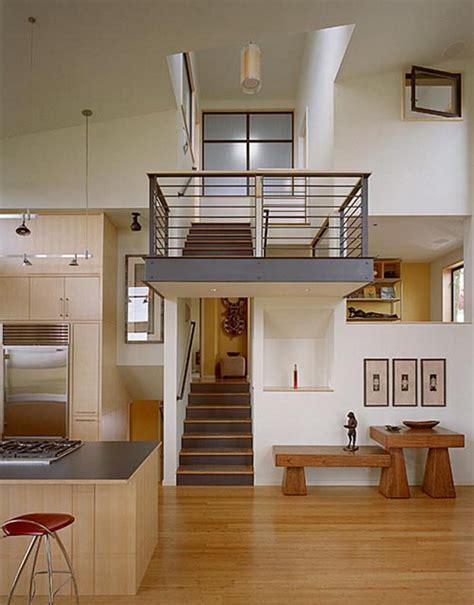 split level home interior two level contemporary home interior design