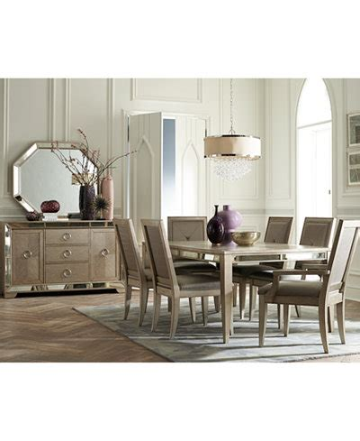 macys dining room furniture ailey dining room furniture collection created for macy s